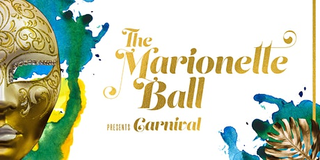 The Marionette Ball tickets