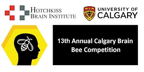Calgary Brain Bee 2020 tickets