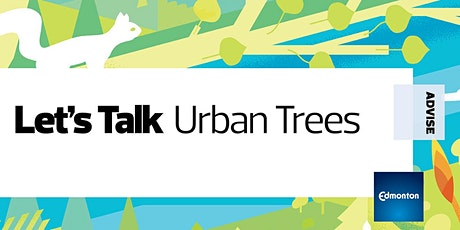 Let's Talk Urban Trees tickets