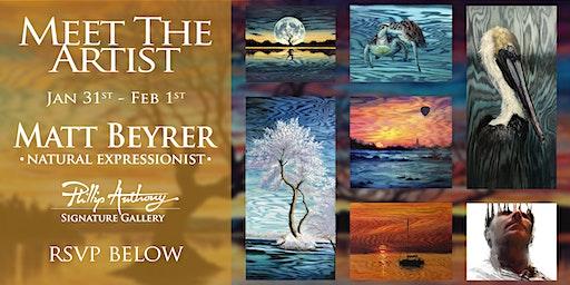 Meet the Artist: Matt Beyrer