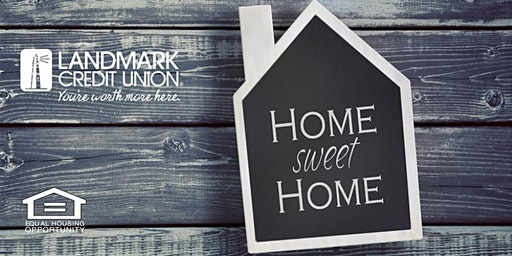 Landmark Credit Union Home Buyer Seminar - Racine Washington (February)