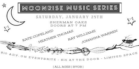 Moonrise Music Series tickets