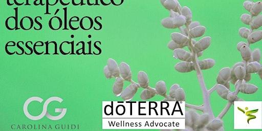 Uso Terapêutico de Óleos Essenciais