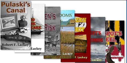 "Speaker Series:  Robert Lackey, ""The Pulaski Saga"""