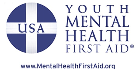 Youth Mental Health First Aid Training April 11, 2020 tickets