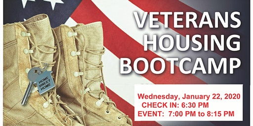 FREE VA Home Buying Seminar for Veterans and their Families