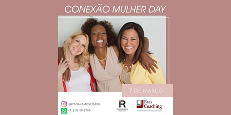 CONEXÃO MULHER DAY ingressos