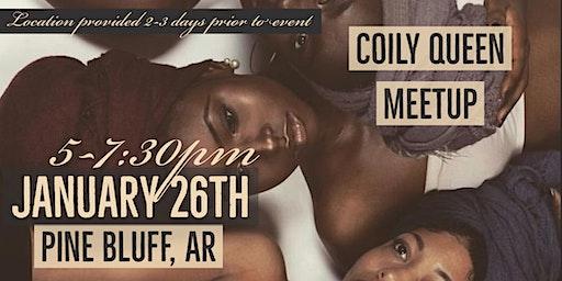 Coily Queen Meetup