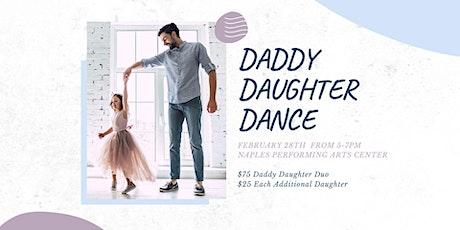 Daddy Daughter Dance tickets
