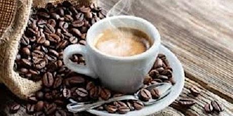 Sunday Coffee - 1st Sunday tickets