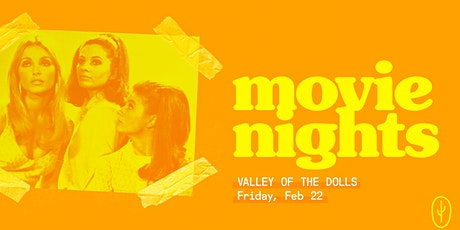 The Saguaro Palm Springs screening of 'Valley of the Dolls' tickets
