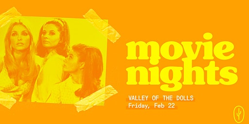 The Saguaro Palm Springs screening of 'Valley of the Dolls'