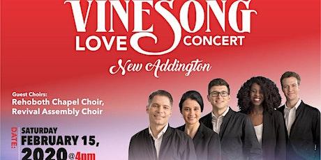 New Addington Love Concert tickets