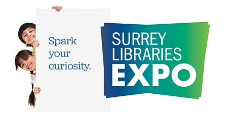 Surrey Libraries EXPO tickets