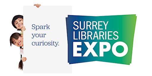 Surrey Libraries EXPO