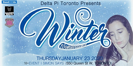 Delta Pi Sorority's Annual Winter Wonderland tickets