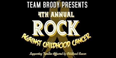 4th Annual Rock against Childhood Cancer tickets
