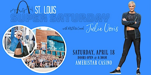April St. Louis Super Saturday