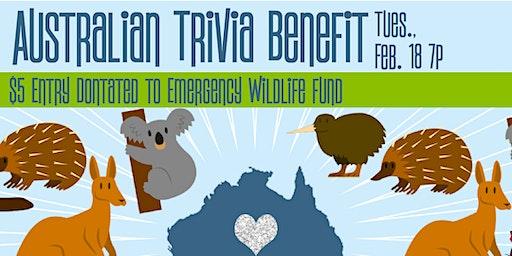 Australian Trivia Benefit