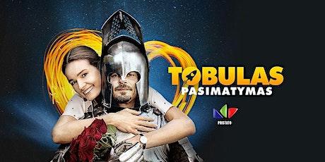 """Filmas """"TOBULAS PASIMATYMAS"""" - Tullamore tickets"""