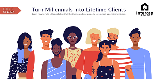 Turn Millennials Lifetime Clients - CE 2 Credits