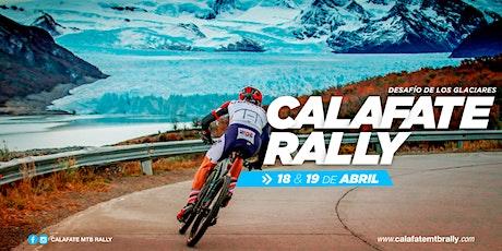 CALAFATE MTB RALLY 2020 entradas