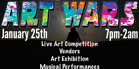 Art Wars tickets