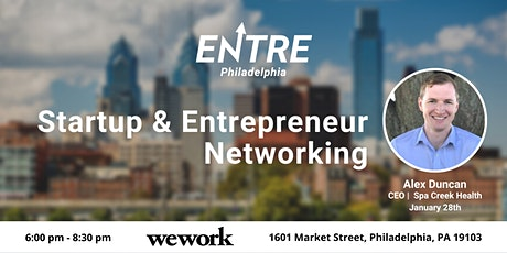 Startup & Entrepreneur Networking - Philadelphia tickets