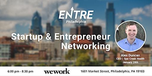 Startup & Entrepreneur Networking - Philadelphia
