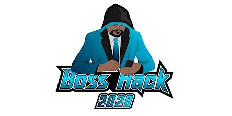 Boss Hack 2020 tickets