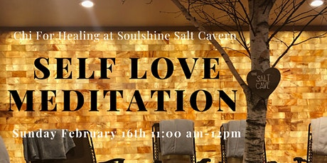 Self Love Meditation with Crystals, Aromatherapy, & Sound Healing tickets