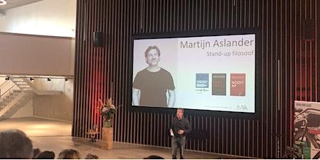Het netwerkcafé met Keynote spreker Martijn Aslander editie januari 2020 tickets