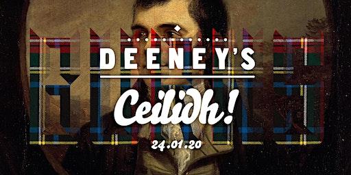 Deeney's Burns Ceilidh 2020!