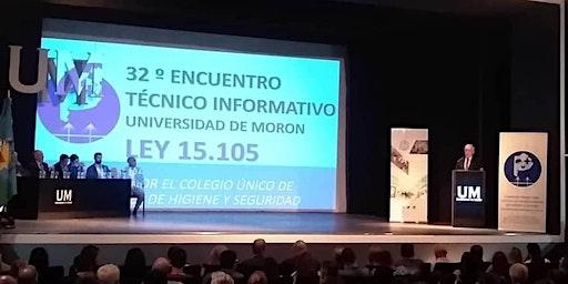 """33 º Encuentro Tecnico Informativo """" Proteccion Pasiva  PROMAT"""""""