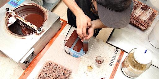 Bean to Bar Chocolate Making Workshop: Valentine's Edition