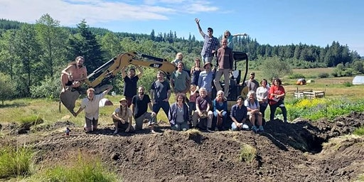 Permaculture Earthworks  Full Immersion Workshop