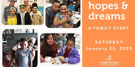 Hopes & Dreams - A Family Event tickets