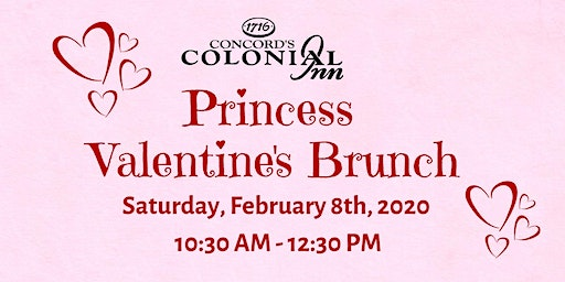 Princess Valentines Brunch
