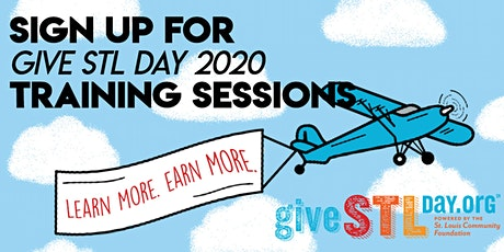 What is Give STL Day & How to Make the Most of Give STL Day for Your Nonprofit - 2020 tickets