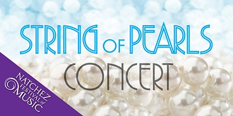 String of Pearls-30th Anniversary tickets