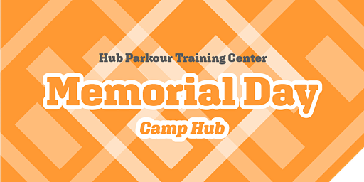 Memorial Day- Half Day Camp