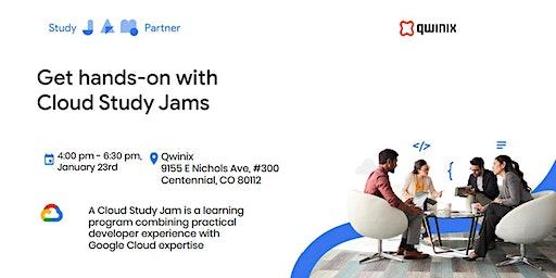 Cloud Study Jam | Google Cloud Platform Essentials