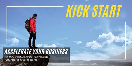 KickStart 2020 -  tips & strategies to Accelerate your Business! tickets