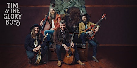 Tim & The Glory Boys - THE BUFFALO ROADSHOW - Comox, BC tickets