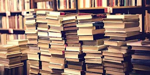 Camden Library Book/Bake Sale