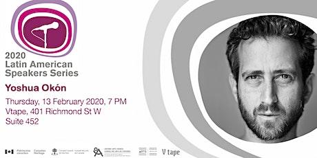 LASS 2020: Yoshua Okón tickets