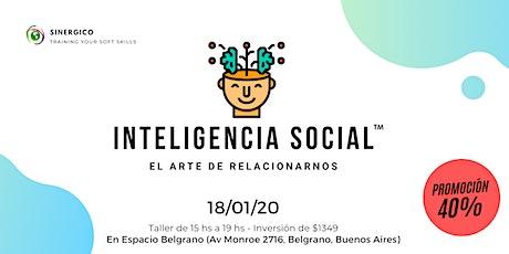 Inteligencia Social - Mejora tus habilidades sociales entradas