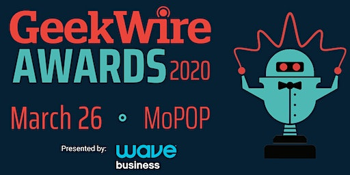 GeekWire Awards 2020