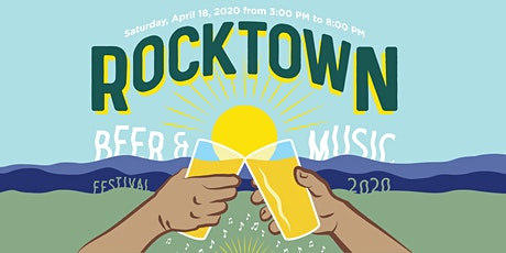 Rocktown Beer & Music Festival 2020 tickets
