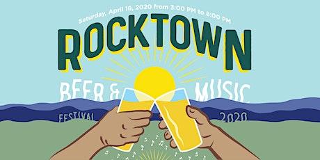 Rocktown Beer & Music Festival 2020 tickets